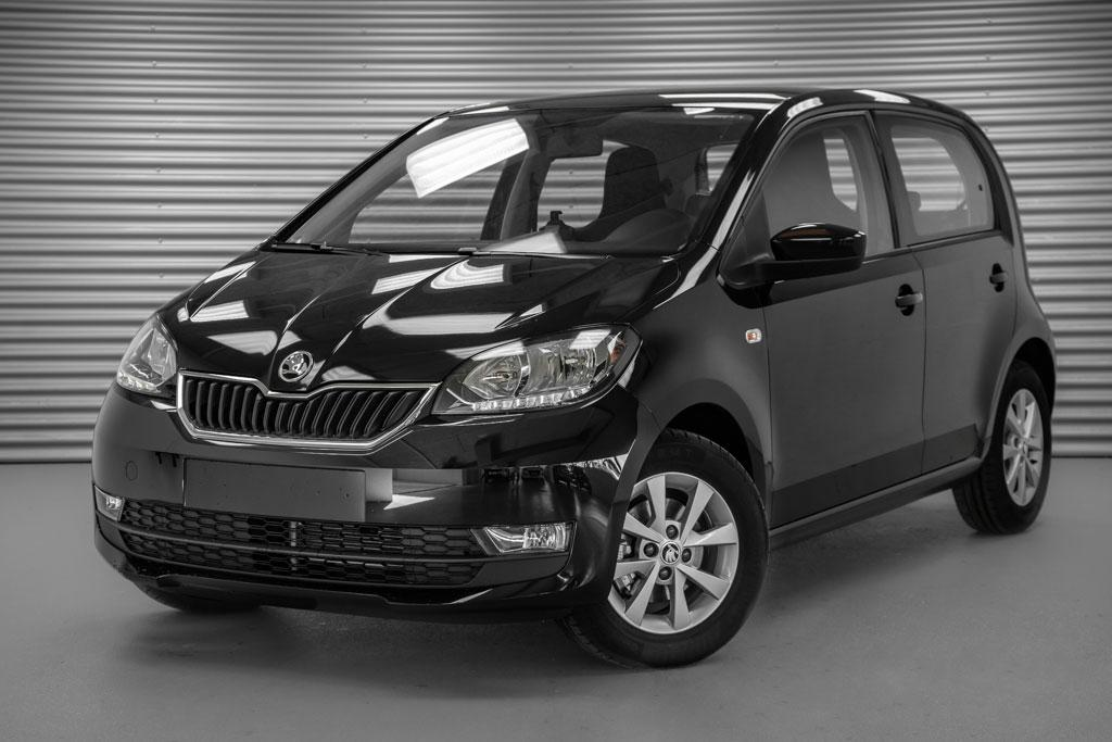 Skoda Citigo 1,0 MPI Ambition Plus